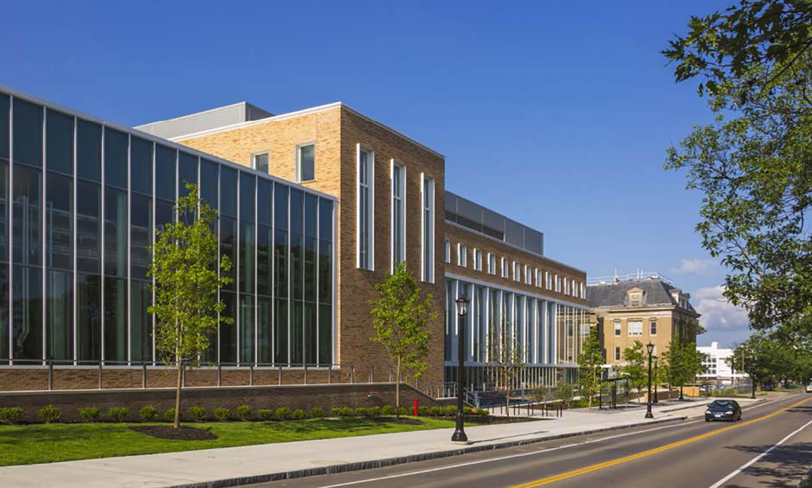 CORNELL UNIVERSITY COLLEGE OF AGRICULTURAL AND LIFE SCIENCES STOCKING HALL  REHAB