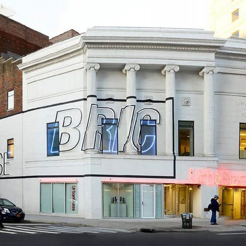 BRIC ARTS | MEDIA HOUSE, URBANGLASS