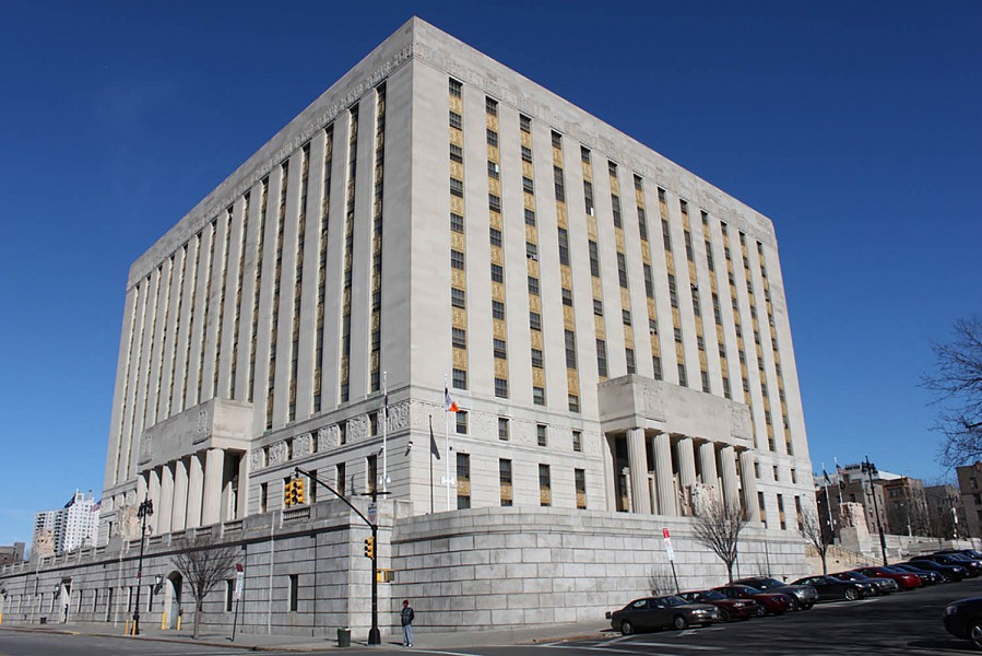 Bronx County Civil Supreme Courthouse