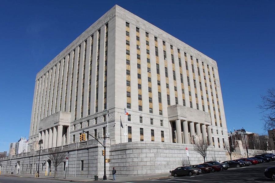 Bronx County Civil Supreme Courthouse
