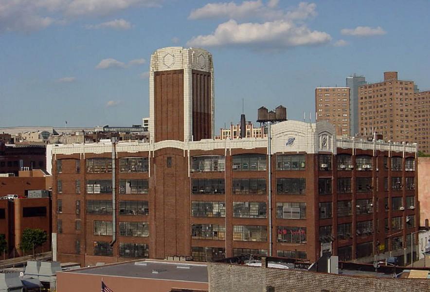 Columbia University Studebaker Building Renovation