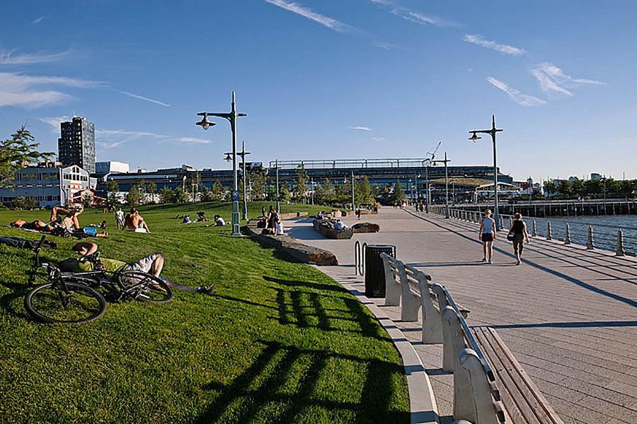 Hudson River Park Pier 64