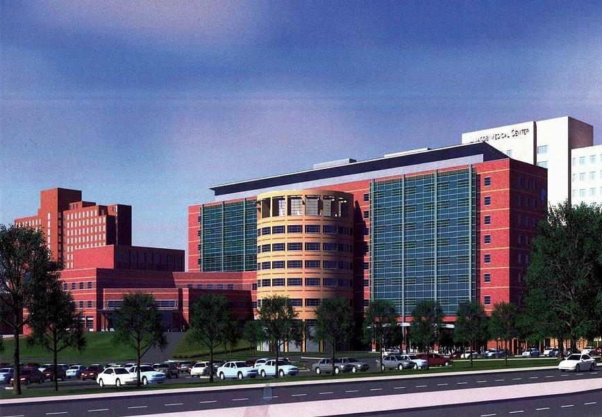 JMC Acute Care Pavilion