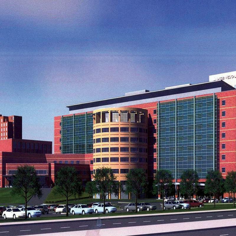 JACOBI MEDICAL CENTER ACUTE CARE PAVILION