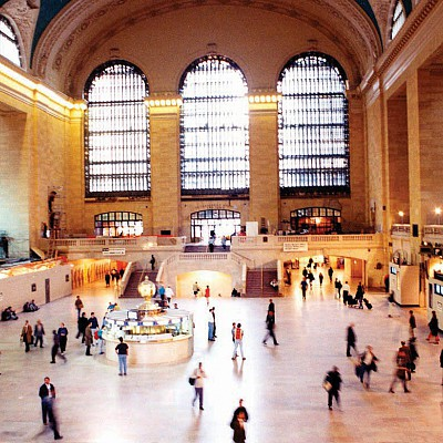 METRO-NORTH RAILROAD GRAND CENTRAL TERMINAL EMPLOYEES FACILITY UPGRADE