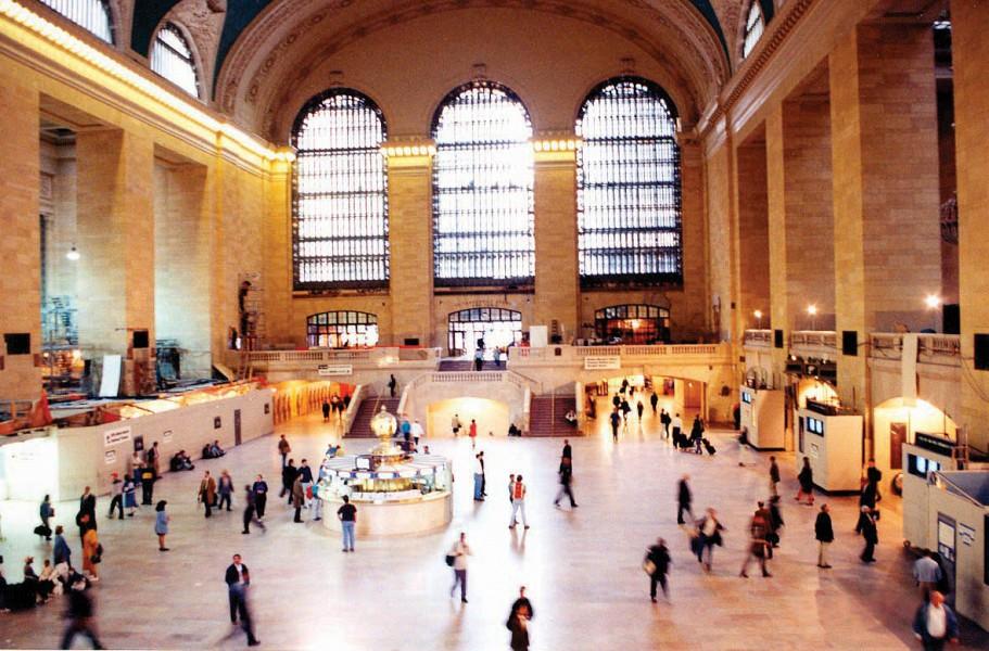 Metro North Railroad Grand Central Terminal