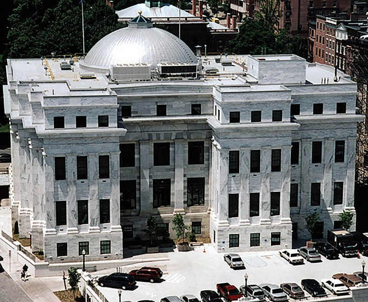 NYS Court of Appeals Hall