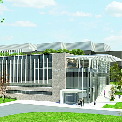 RAMAPO COLLEGE OF NEW JERSEY G-WING RENOVATION & NEW ADLER CENTER FOR NURSING