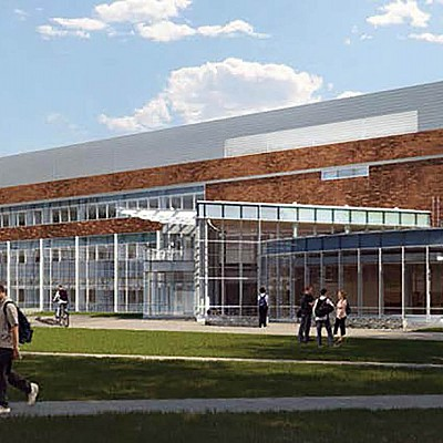 SUNY FREDONIA SCIENCE & TECHNOLOGY CENTER