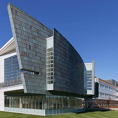 SUNY STONY BROOK UNIVERSITY CENTER FOR EXCELLENCE IN WIRELESS & INFORMATION TECHNOLOGY (CEWIT) BUILD
