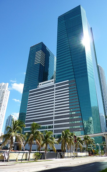 Wells Fargo Center Miami