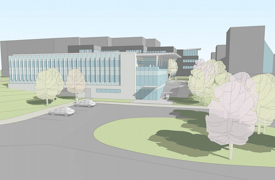 Ramapo College of New Jersey G Wing Renovation and New Adler Center for Nursing