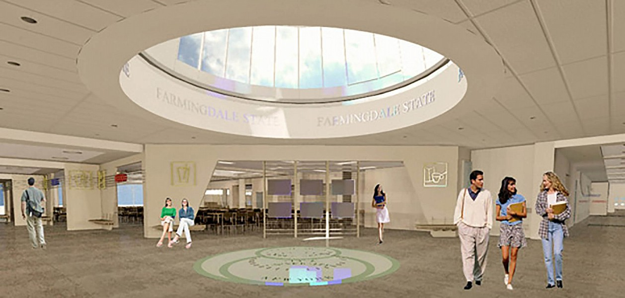 SUNY Farmingdale State College New Campus Center