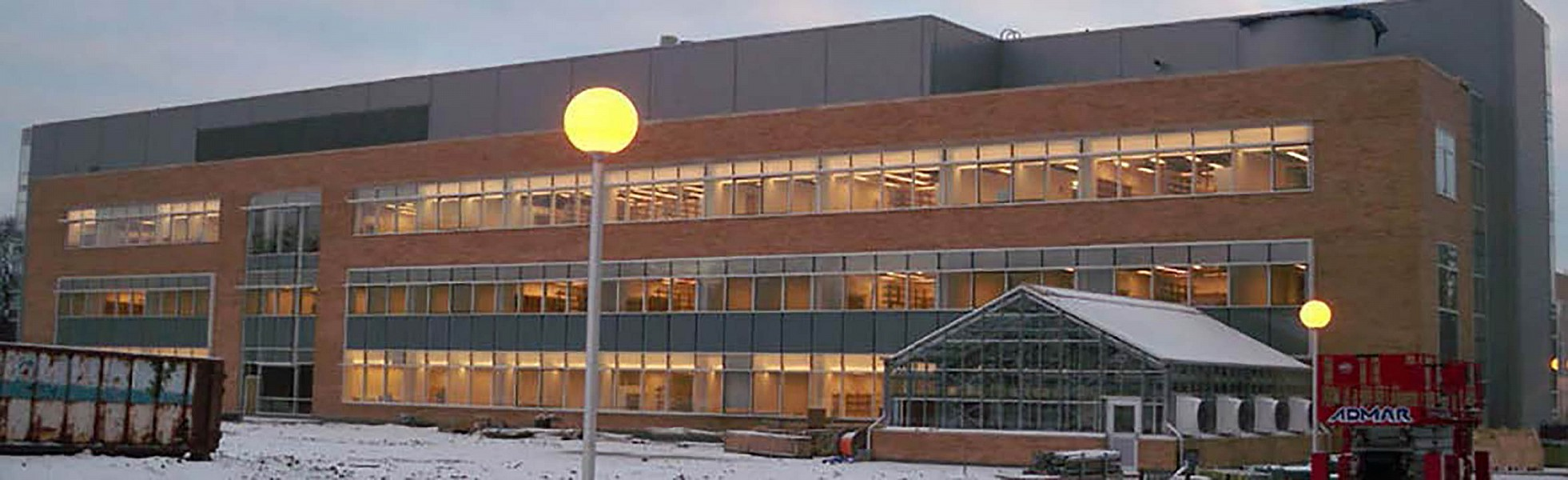 SUNY Fredonia Science and Technology Center