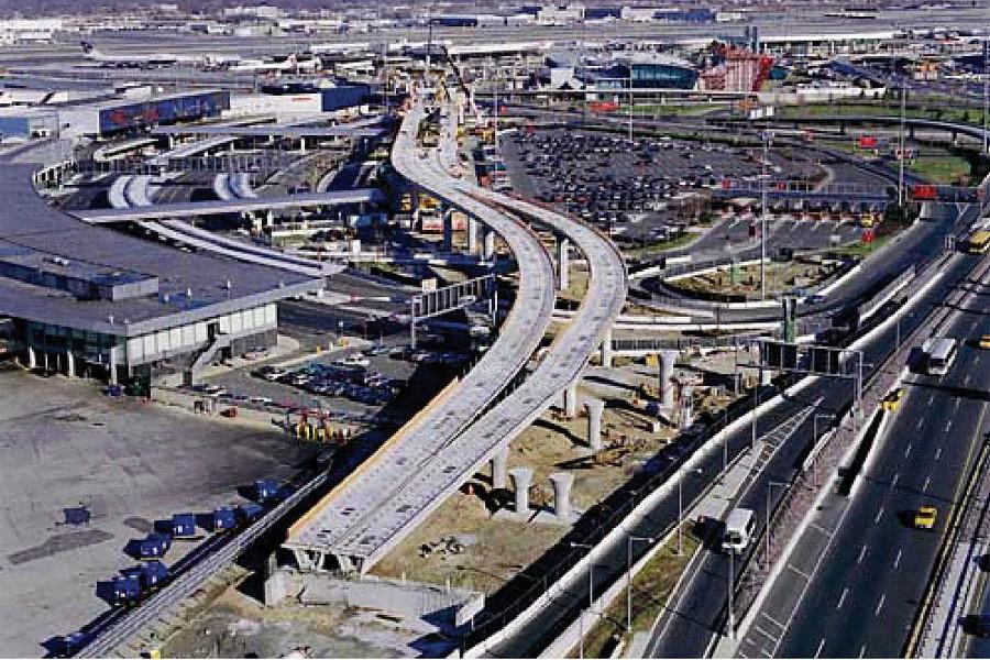 JFK Light Rail System