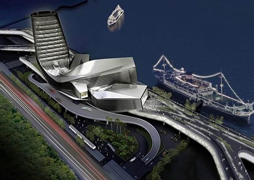 Kaohsiung Port & Cruise Center
