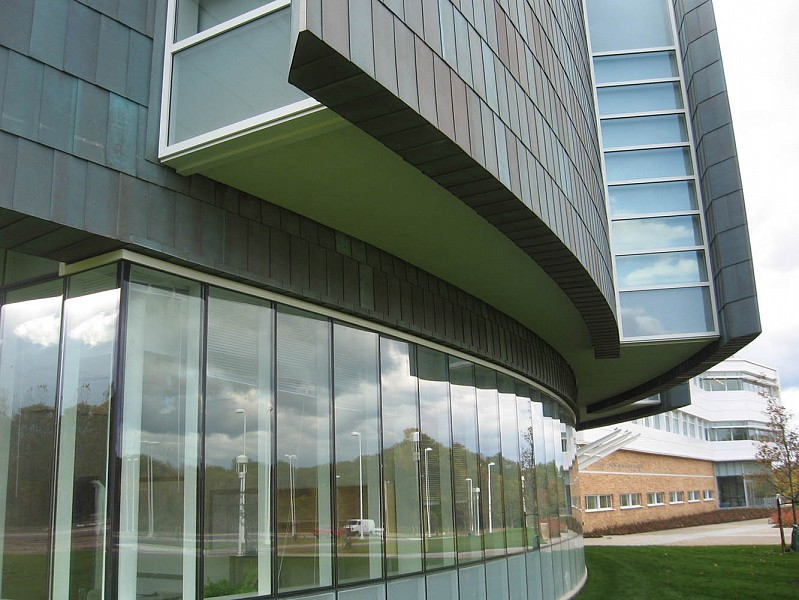 SUNY Stony Brook University CEWIT Building