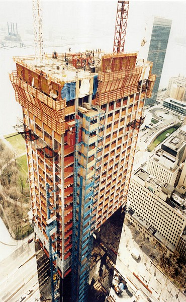 Trump World towers