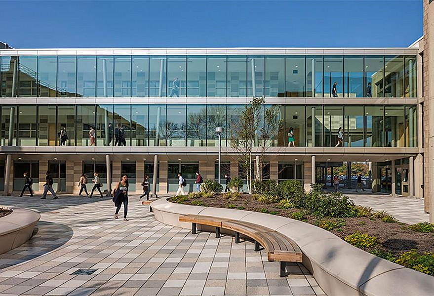 SUNY Binghamton University Behavioral
