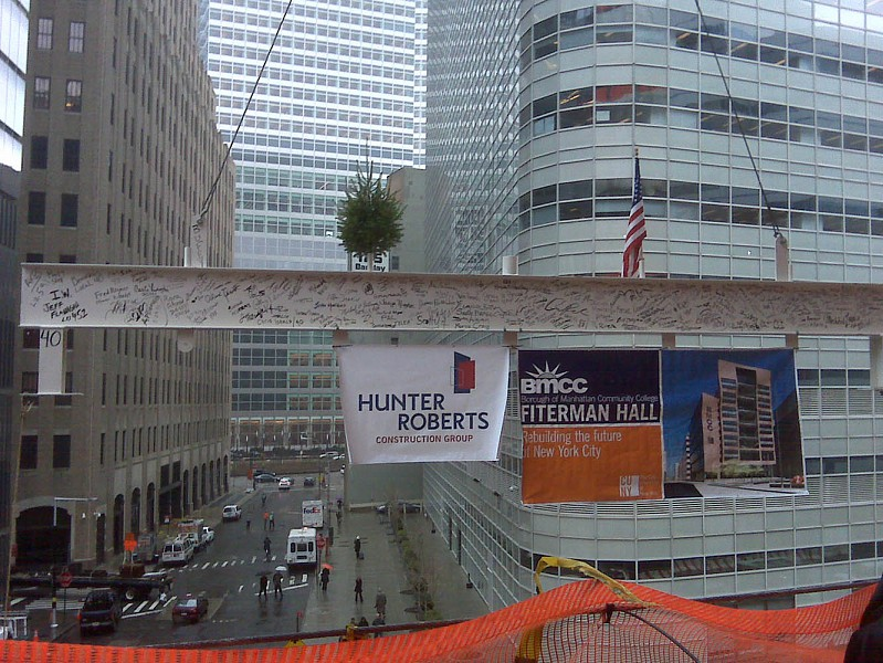 BMCC The Miles and Shirley Fiterman Hall