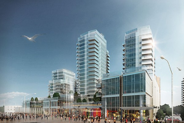 "Coney Island's ""Ocean Dreams"" Development Tops Out"