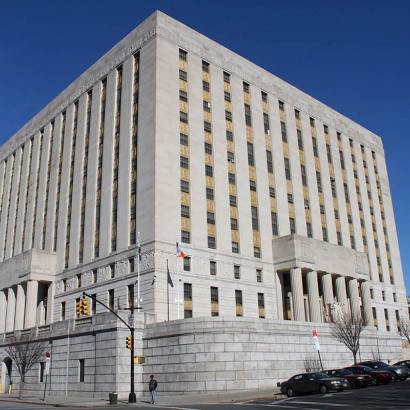 BRONX CIVIL SUPREME COURTHOUSE