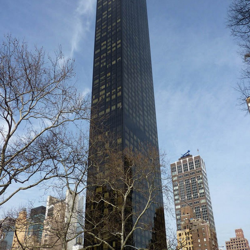 TRUMP WORLD TOWER