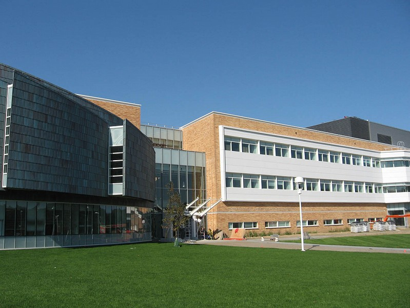 SUNY Stony Brook University CEWIT Building
