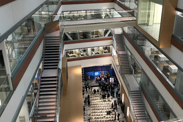 Grand Opening of University at Buffalo's Jacobs School of Medicine and Biomedical Sciences