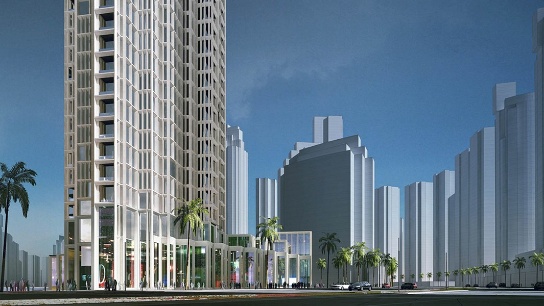 Plot 41 Burj Dubai Development