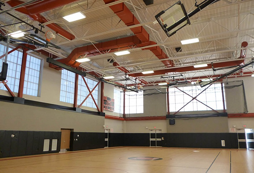 Plainedge New Athletic Facility & Community Center